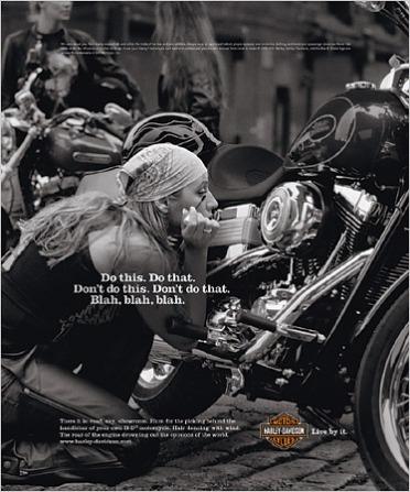 Harley-Blah