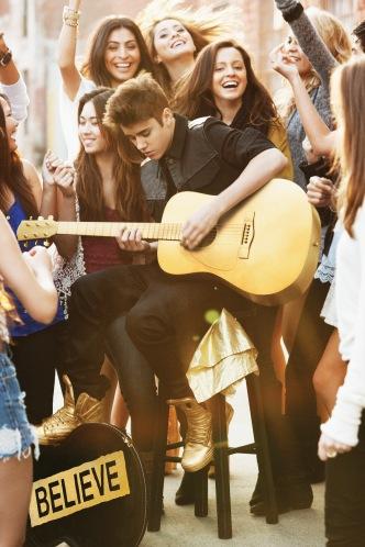 Justin Bieber, Photography by Ben Watts