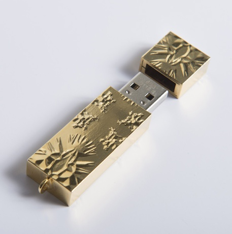 """Watch The Throne"" USB (never produced) Product Development"